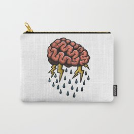 Brain Storm Carry-All Pouch