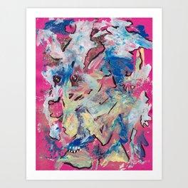 Khaos  Art Print