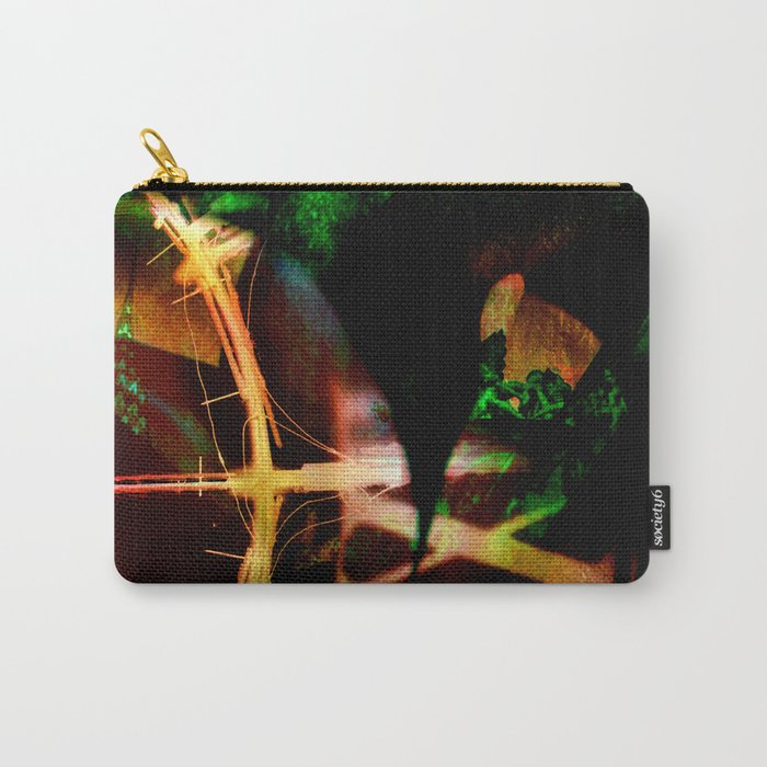 Arc of Time Carry-All Pouch
