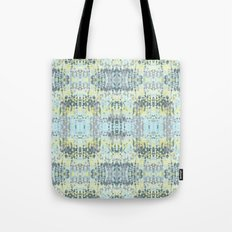 Spring Rain Tribal Tote Bag