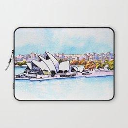 Sydney Opera House Panorama Laptop Sleeve