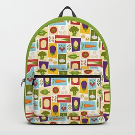 Farm to Table_pattern Backpack