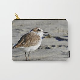 Snowy Plover Carry-All Pouch