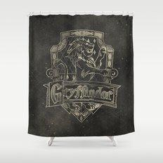 Gryffindor House Shower Curtain