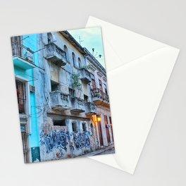 Havana Streets 2 Stationery Cards