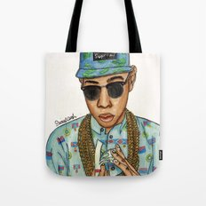 Tyler, The Creator Tote Bag