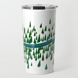 Jeju Forest Travel Mug