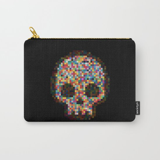 Spectrum Colors Arranged By Chance Carry-All Pouch