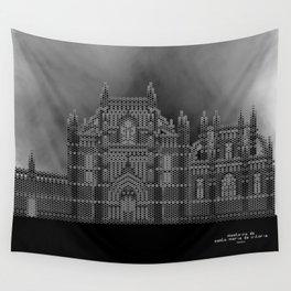 HexArchi - Portugal, Batalha, Mosteiro de Santa Maria da Vitória . Igreja e Capela do Fundador Wall Tapestry