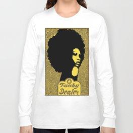 Funky Dealer Long Sleeve T-shirt