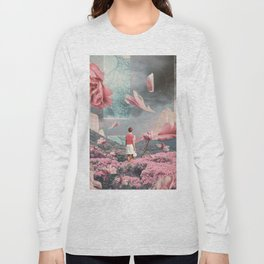 Trying to accept the Distance Long Sleeve T-shirt