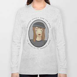 Suicide Sadness Long Sleeve T-shirt