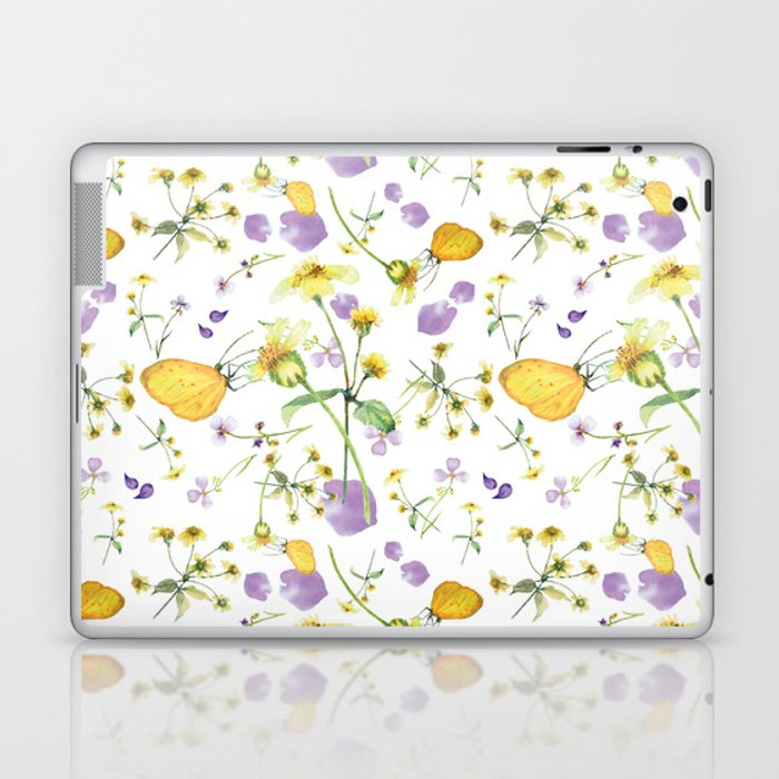 Small Wonders Laptop & iPad Skin