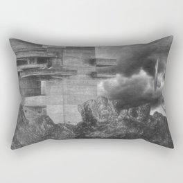 Artistic Tower Rectangular Pillow