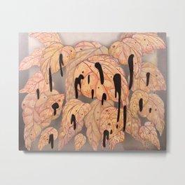 Foliage II Metal Print