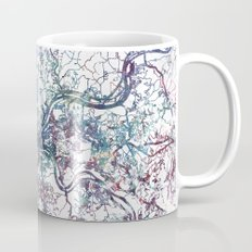 Pittsburgh map Mug