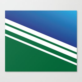 Stripes II Canvas Print