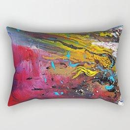 silent chaos Rectangular Pillow