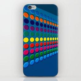 Dotted Railway iPhone Skin