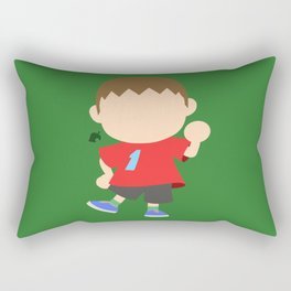 Villager♂(Smash)  Rectangular Pillow