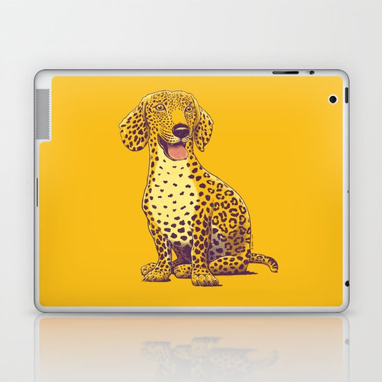Take a Woof on the Wild Side! Laptop & iPad Skin