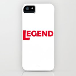 Consultant Some call it legend , i call it it - consultant iPhone Case