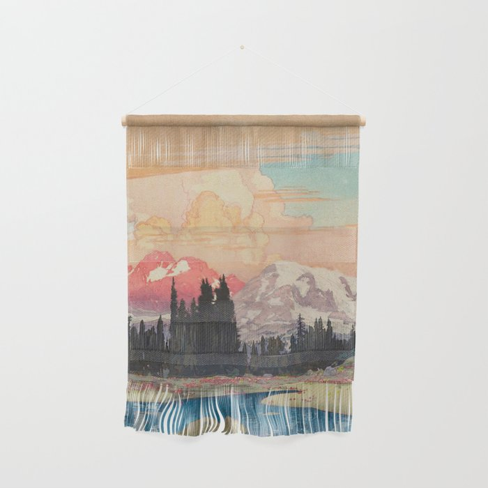 Storms over Keiisino Wall Hanging
