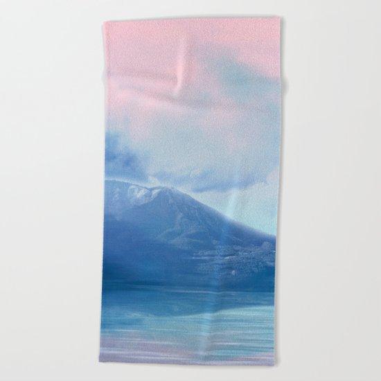 Pastel vibes 60 Beach Towel