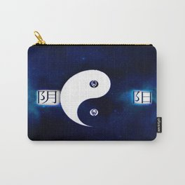 阴阳 Carry-All Pouch