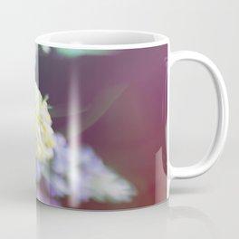 Garden blured flowers Coffee Mug