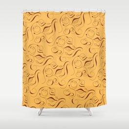 Podette Shower Curtain