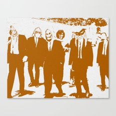 Reservoir Awesome Canvas Print