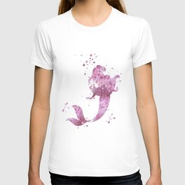 Little Mermaid Ariel Disneys T-shirt