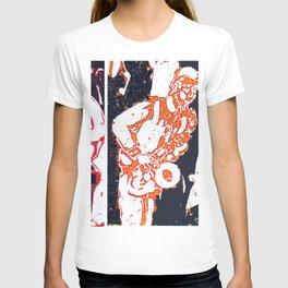 Jazzing it up          by Kay Lipton T-shirt