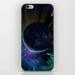 You Run to Catch Up With the Sun (But It's Sinking) iPhone Skin