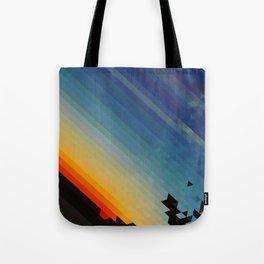 Pxl Tote Bag