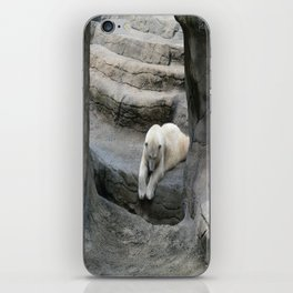 I Wonder if anyone is down There? iPhone Skin