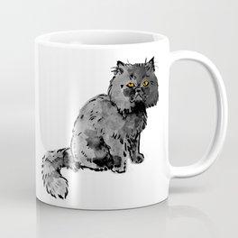 Grey Monday Cat Coffee Mug