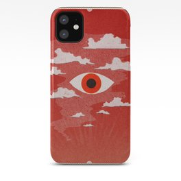 Safety Matches: Psyche iPhone Case