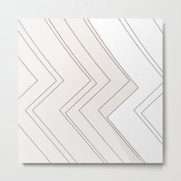 Coit Pattern 34 Metal Print