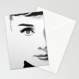 Audrey Hepburn Half Series Stationery Cards