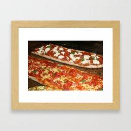 Roma Pizza Framed Art Print