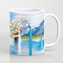 Pole Stars - AQUARIUS Coffee Mug