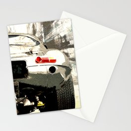 Jaguar E-TYpe Stationery Cards