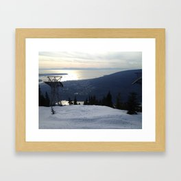 Grouse Framed Art Print