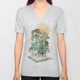 Jungle Book Unisex V-Neck
