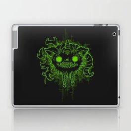 Antler Monster - Neon Laptop & iPad Skin
