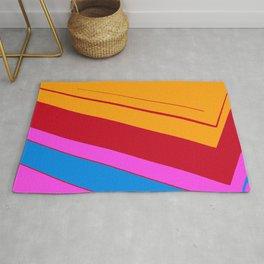 Rainbow Steps Rug