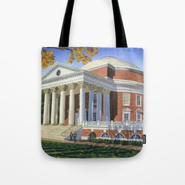The Rotunda, UVA Tote Bag