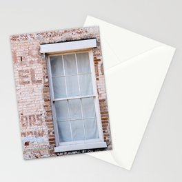 Faded Brick Stationery Cards
